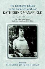 The Edinburgh Edition of the Collected Fiction of Katherine Mansfield: v. 2: Fiction 1916-1922 image