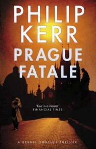 The Prague Fatale: A Bernie Gunther Novel image
