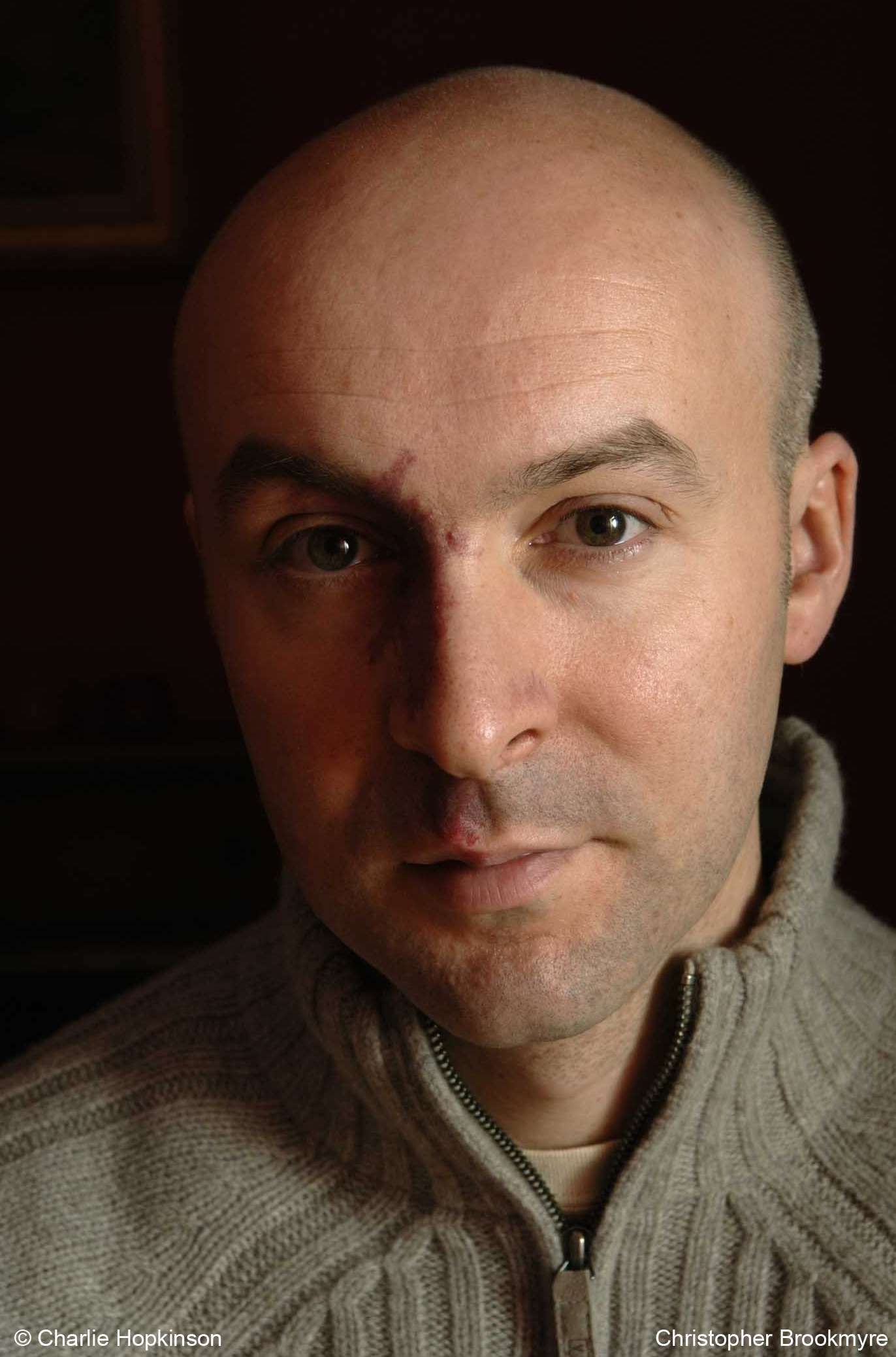 Author Top Ten: Christopher Brookmyre