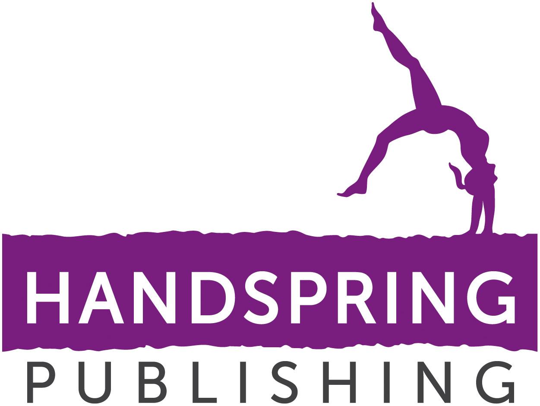 Handspring Logo Design