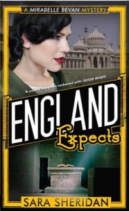 England Expects: A Mirabelle Bevan Mystery image