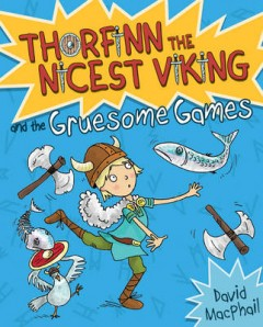 Thorfinn and the Gruesome Games image