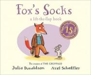 Tales from Acorn Wood: Fox's Socks image