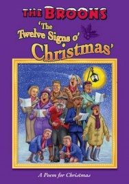 The Broons 'The Twelve Signs O' Christmas' - a Poem for Christmas image
