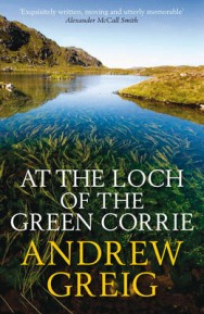 At the Loch of the Green Corrie image