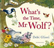 What's the Time, Mr Wolf? image