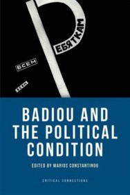 Badiou and the Political Condition image