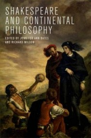 Shakespeare and Continental Philosophy image