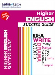 CFE Higher English Success Guide image