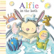 Alfie in the Bath cover