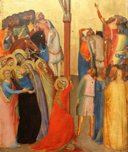 Bernardo Daddi: Triptych, 1338