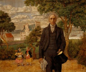 Richard Dadd: Sir Alexander Morison, 1852
