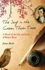 The Song in the Green Thorn Tree: A Novel of the Life and Loves of Robert Burns image