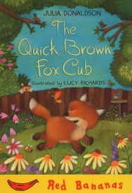 The Quick Brown Fox Cub: Red Banana image