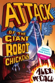 Attack of the Giant Robot Chickens image