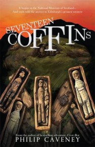 Seventeen Coffins image
