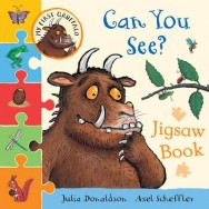 Can You See?: Jigsaw Book image