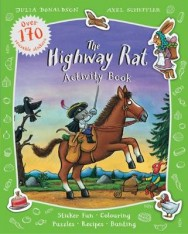 The Highway Rat Activity Book image