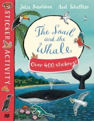 The Snail and the Whale Sticker Book image