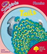 Oxford Reading Tree: Level 4: More Songbirds Phonics: Tails image