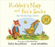 Fox's Socks and Rabbit's Nap image