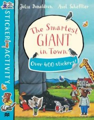 The Smartest Giant in Town Sticker Book image