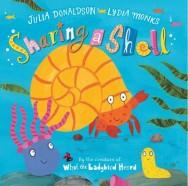 Sharing a Shell image