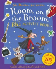 Room on the Broom Big Activity Book image