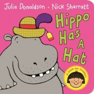Hippo Has A Hat image