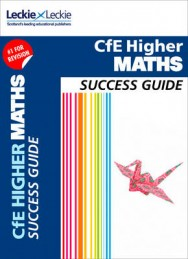 CFE Higher Maths Success Guide image