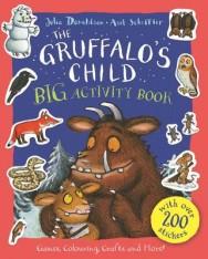 The Gruffalo's Child Big Activity Book image