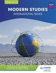 Higher Modern Studies for CFE: International Issues image