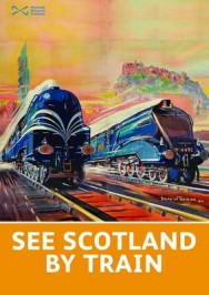 See Scotland by Train image