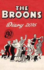 The Broons Diary 2016 image