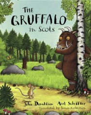 The Gruffalo in Scots image