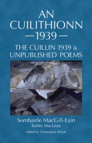 An Cuilithionn 1939: The Cuillin 1939 and Unpublished Poems image
