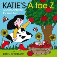 Katie's A Tae Z: An Alphabet for Wee Folk image