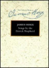 Songs by the Ettrick Shepherd image