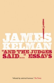 And the Judges Said...: Essays image