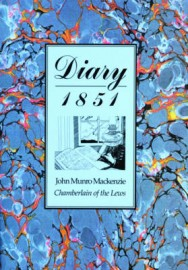Diary, 1851 image