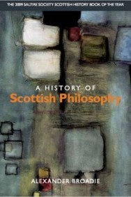 A History of Scottish Philosophy image