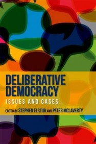 Deliberative Democracy: Issues and Cases image