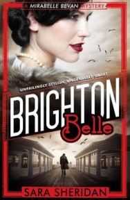 Brighton Belle: A Mirabelle Bevan Mystery image