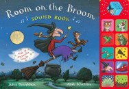 Room on the Broom Sound Book image