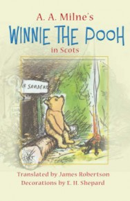 Winnie-the-Pooh in Scots image