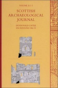 "Dundonald Castle Excavations 1986-93: ""Scottish Archaeological Journal"" Volume 26 image"