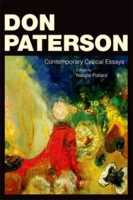 Don Paterson: Contemporary Critical Essays image