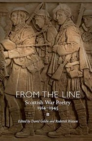 From the Line: Scottish War Poetry 1914-1945 image