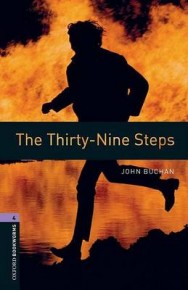 The Oxford Bookworms Library: Stage 4: the Thirty-Nine Steps image