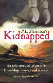 Kidnapped: Retold by John Kennett image